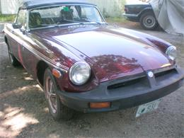 1975 MG MGB (CC-1183404) for sale in Rye, New Hampshire