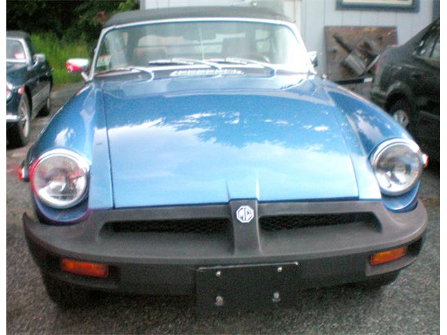 1975 MG MGB (CC-1183409) for sale in Rye, New Hampshire