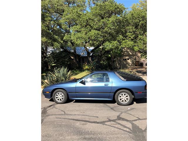 1986 Mazda RX-7 (CC-1180346) for sale in Austin, Texas