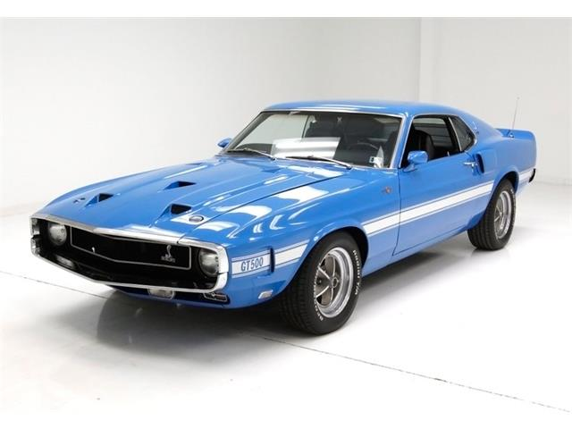 1969 Shelby GT500 (CC-1183462) for sale in Morgantown, Pennsylvania