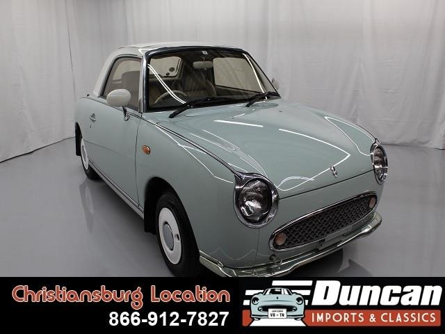 1991 Nissan Figaro (CC-1183469) for sale in Christiansburg, Virginia