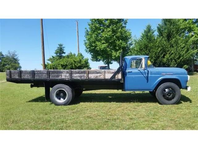 1960 Ford F600