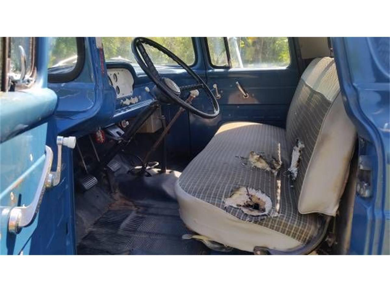 1960 Ford F600 (CC-1183504) for sale in Cadillac, Michigan