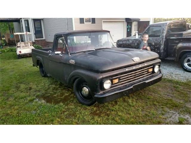 1963 Ford F100 (CC-1183508) for sale in Cadillac, Michigan