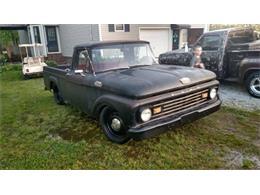1963 Ford F100 (CC-1183508) for sale in Cadillac, Michigan