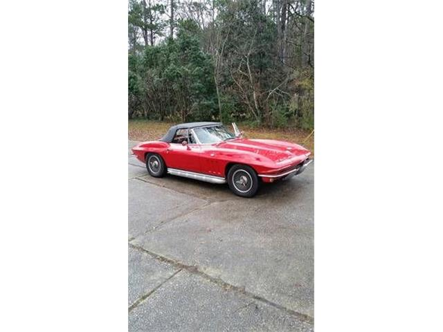 1966 Chevrolet Corvette (CC-1183517) for sale in Cadillac, Michigan