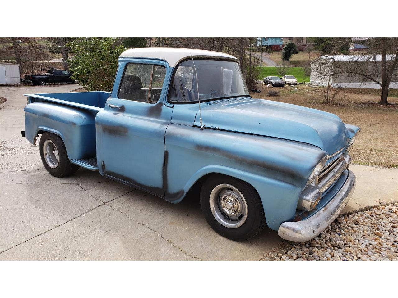 1958 Chevy Apache For Sale >> 1958 Chevrolet Apache For Sale Classiccars Com Cc 1183547