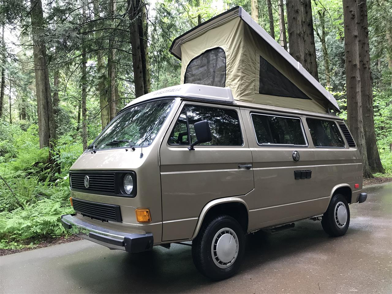1985 Volkswagen Vanagon For Sale Classiccars Com Cc 1183750