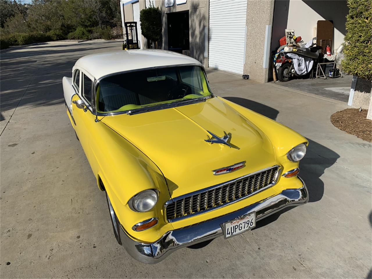 1955 Chevrolet Bel Air (CC-1183767) for sale in Spring Valley, California