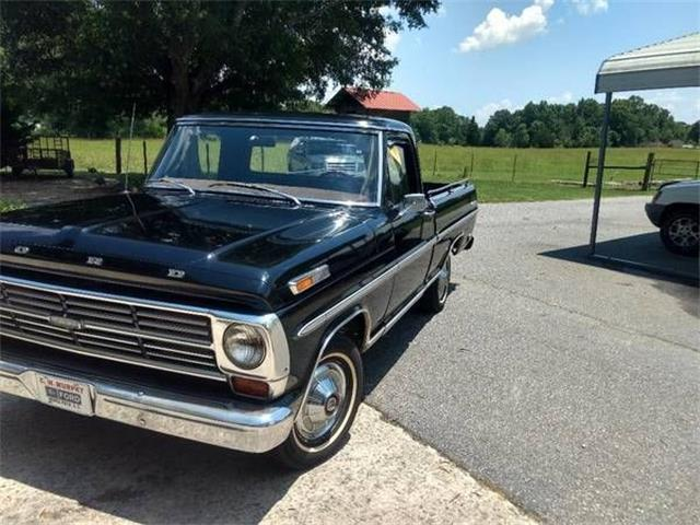 1968 Ford F100 (CC-1183819) for sale in Cadillac, Michigan