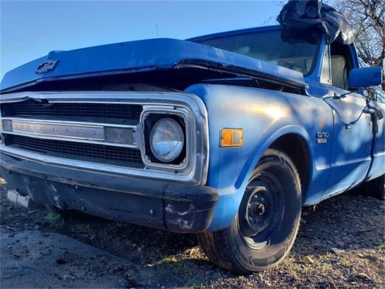 1969 Chevrolet C10 (CC-1183823) for sale in Cadillac, Michigan