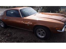 1972 Chevrolet Camaro (CC-1183824) for sale in Cadillac, Michigan