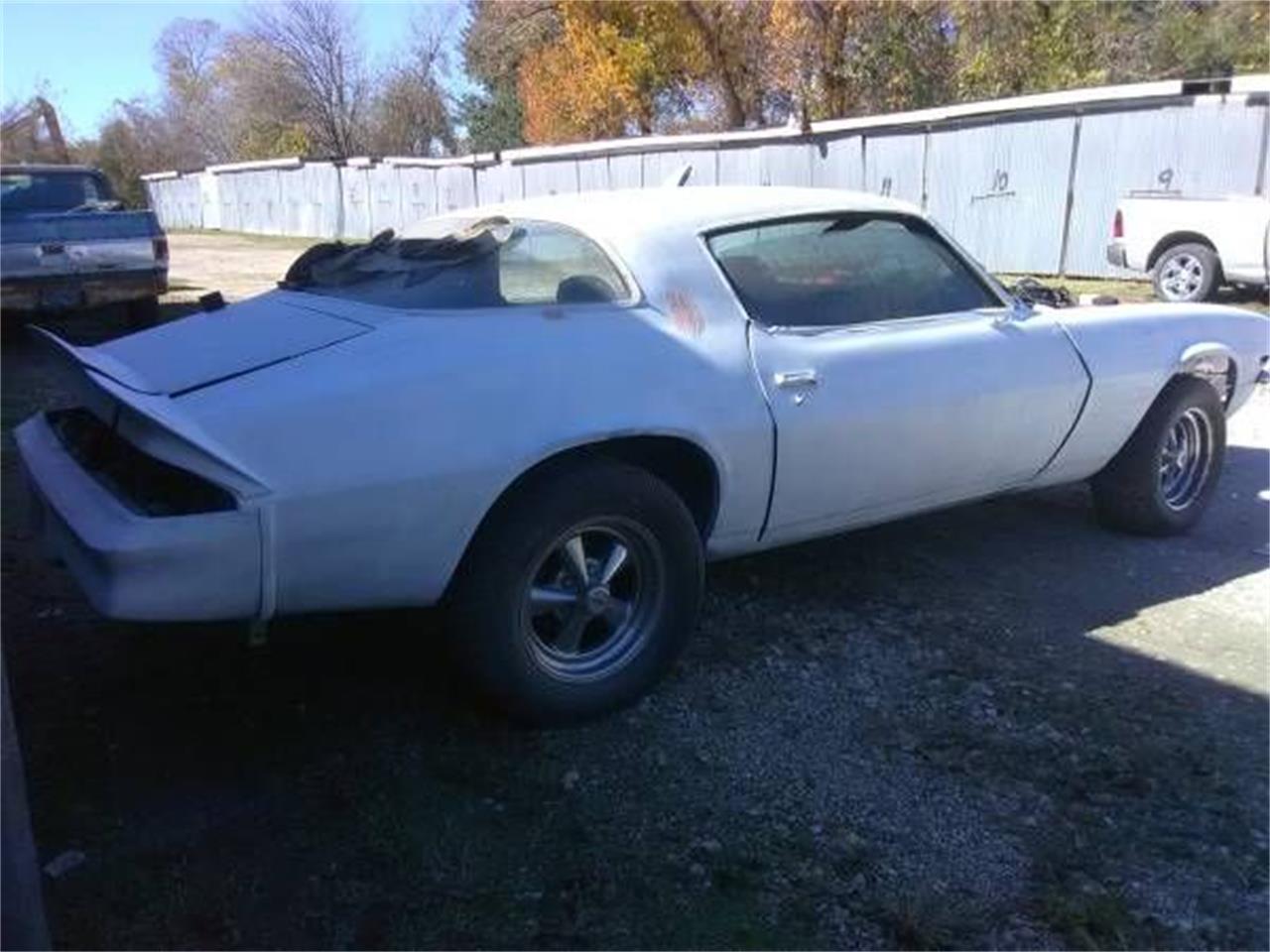 1979 Chevrolet Camaro (CC-1183844) for sale in Cadillac, Michigan