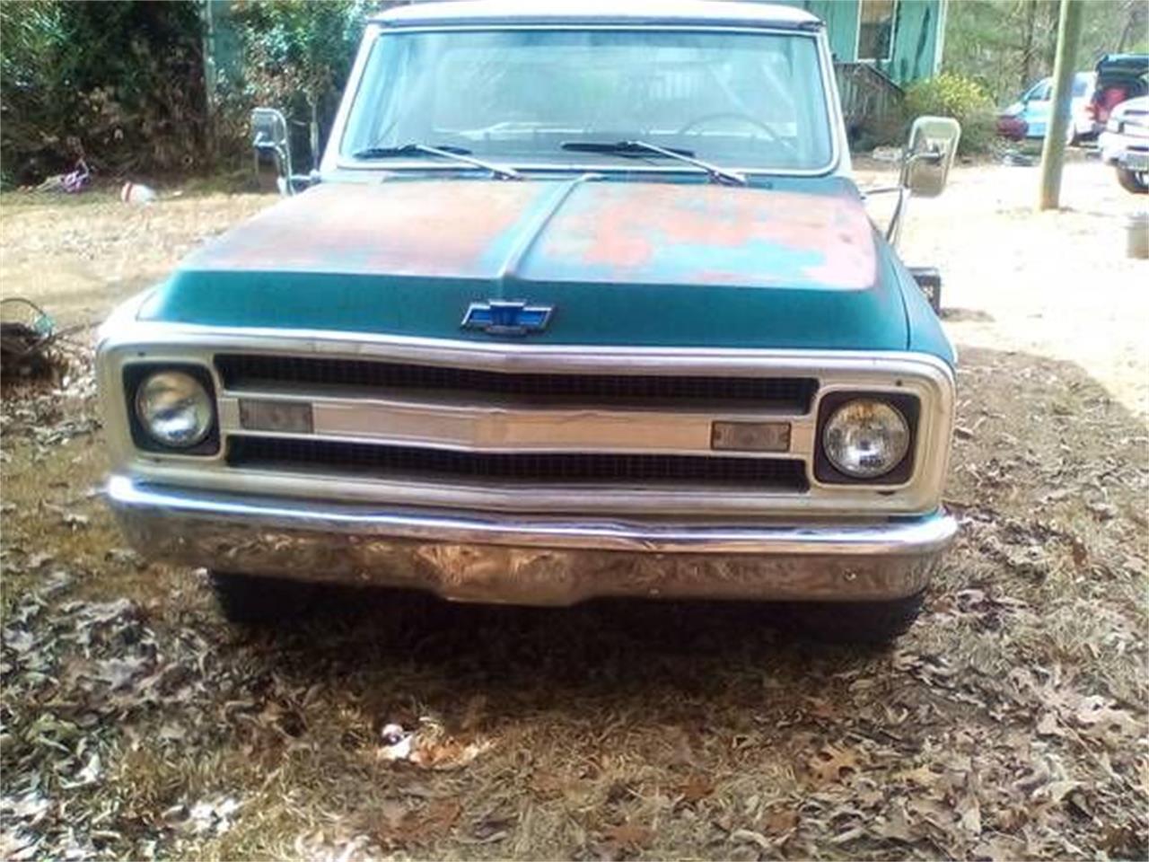 1969 Chevrolet C20 (CC-1183845) for sale in Cadillac, Michigan