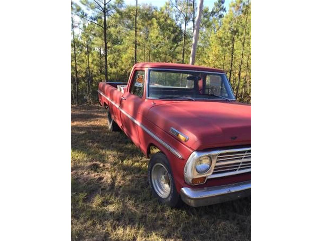 1969 Ford F100 (CC-1183846) for sale in Cadillac, Michigan