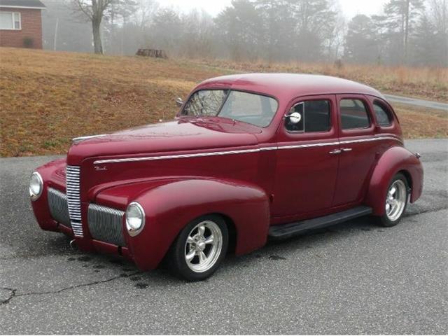 1940 Nash Lafayette (CC-1183851) for sale in Cadillac, Michigan