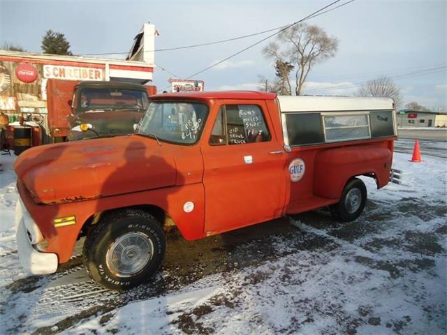 1966 Chevrolet C/K 10 (CC-1184170) for sale in Jackson, Michigan