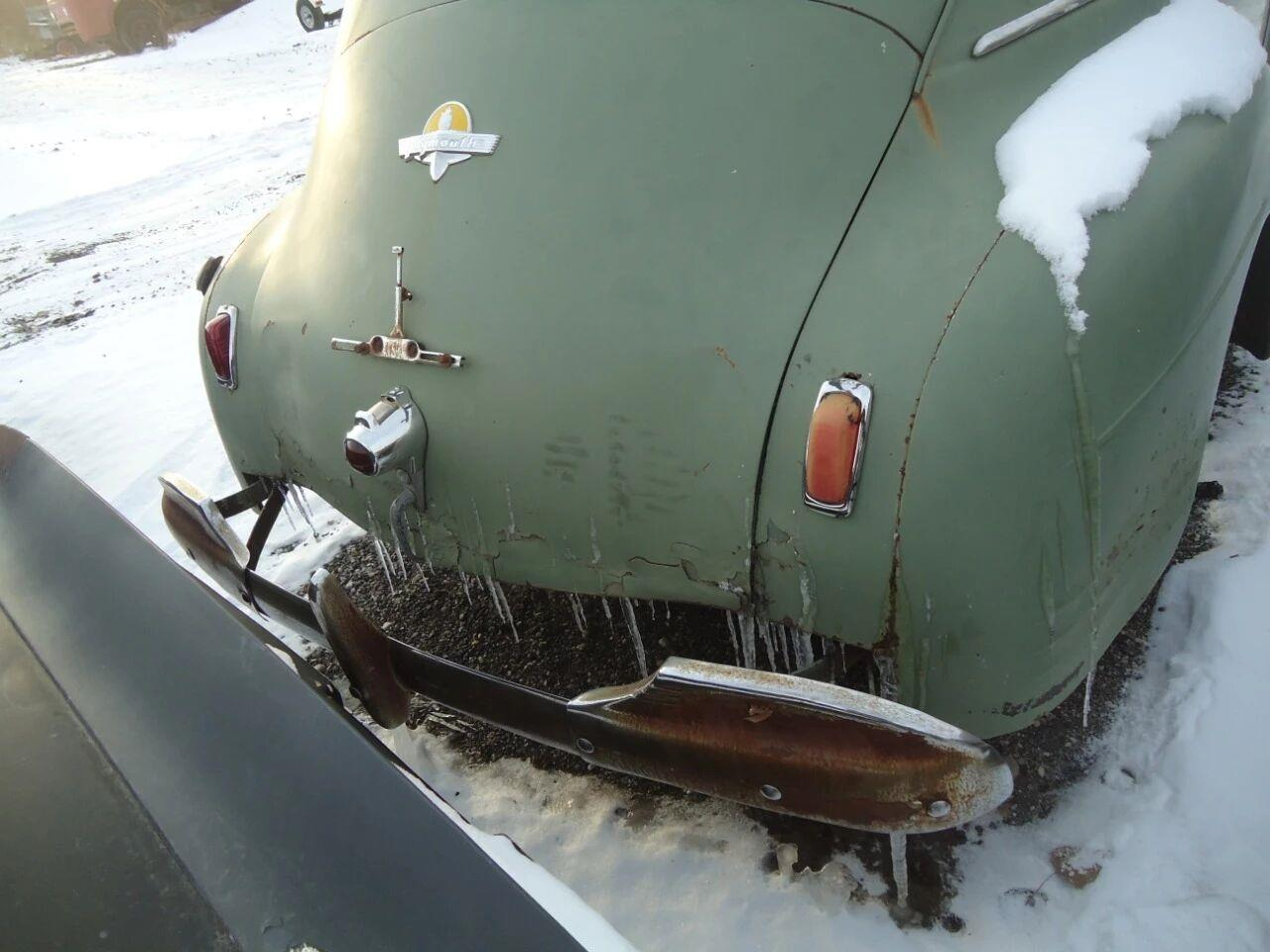 1941 Plymouth Deluxe (CC-1184171) for sale in Jackson, Michigan