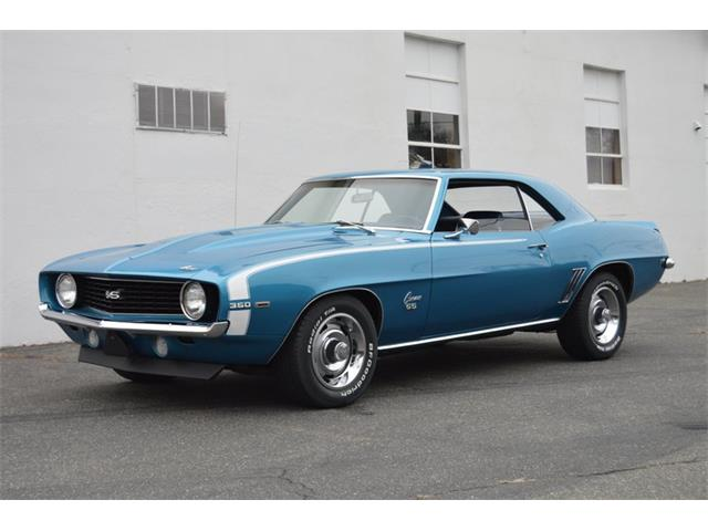 1969 Chevrolet Camaro (CC-1184179) for sale in Springfield, Massachusetts