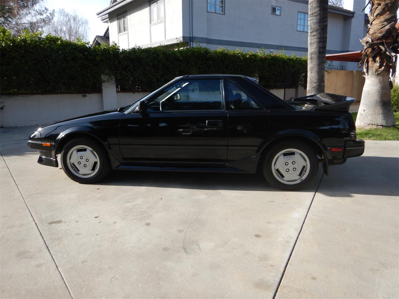 1987 Toyota MR2 (CC-1184429) for sale in woodland hills, California