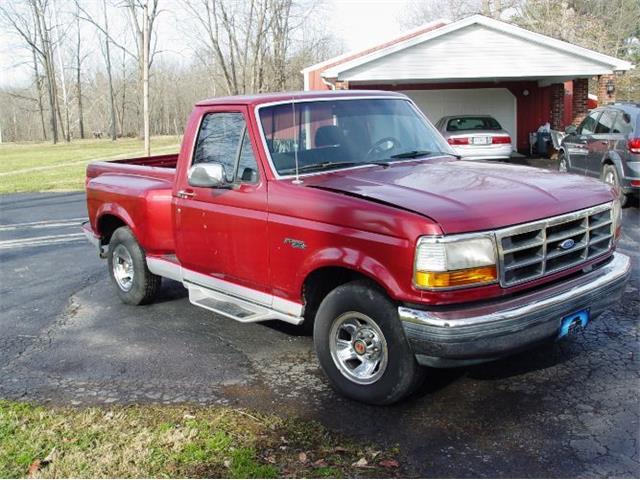 1992 Ford F150 (CC-1184455) for sale in Cadillac, Michigan