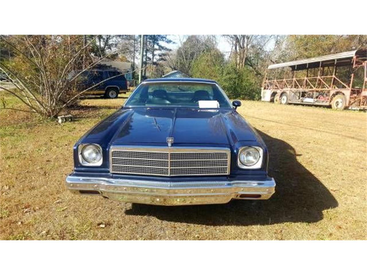1974 Chevrolet El Camino (CC-1184459) for sale in Cadillac, Michigan