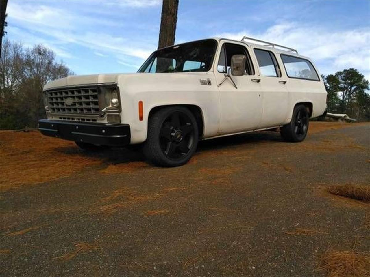 1976 Chevrolet Suburban (CC-1184460) for sale in Cadillac, Michigan
