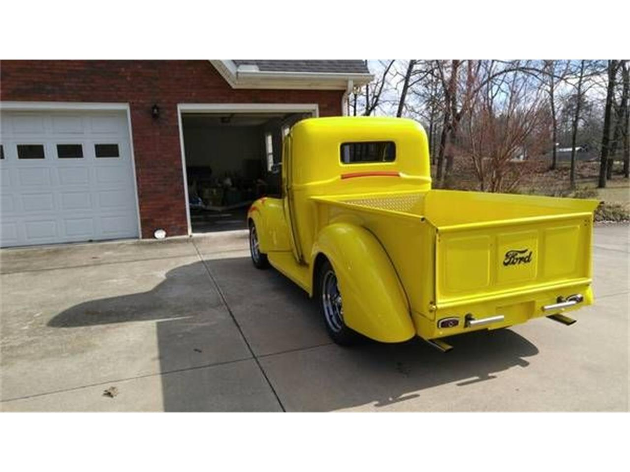 1940 Ford Pickup (CC-1184479) for sale in Cadillac, Michigan