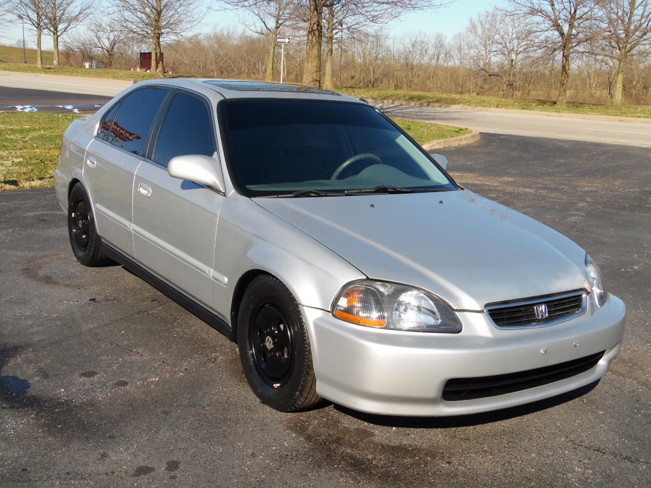 1998 Honda Civic for Sale   ClassicCars.com   CC-1184537