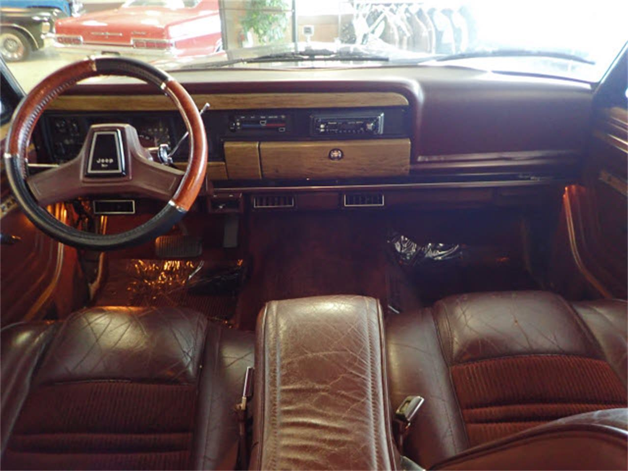 1990 Jeep Grand Wagoneer (CC-1184563) for sale in Tacoma, Washington