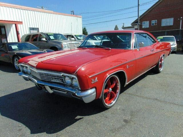 1966 Chevrolet Impala (CC-1184572) for sale in Tacoma, Washington