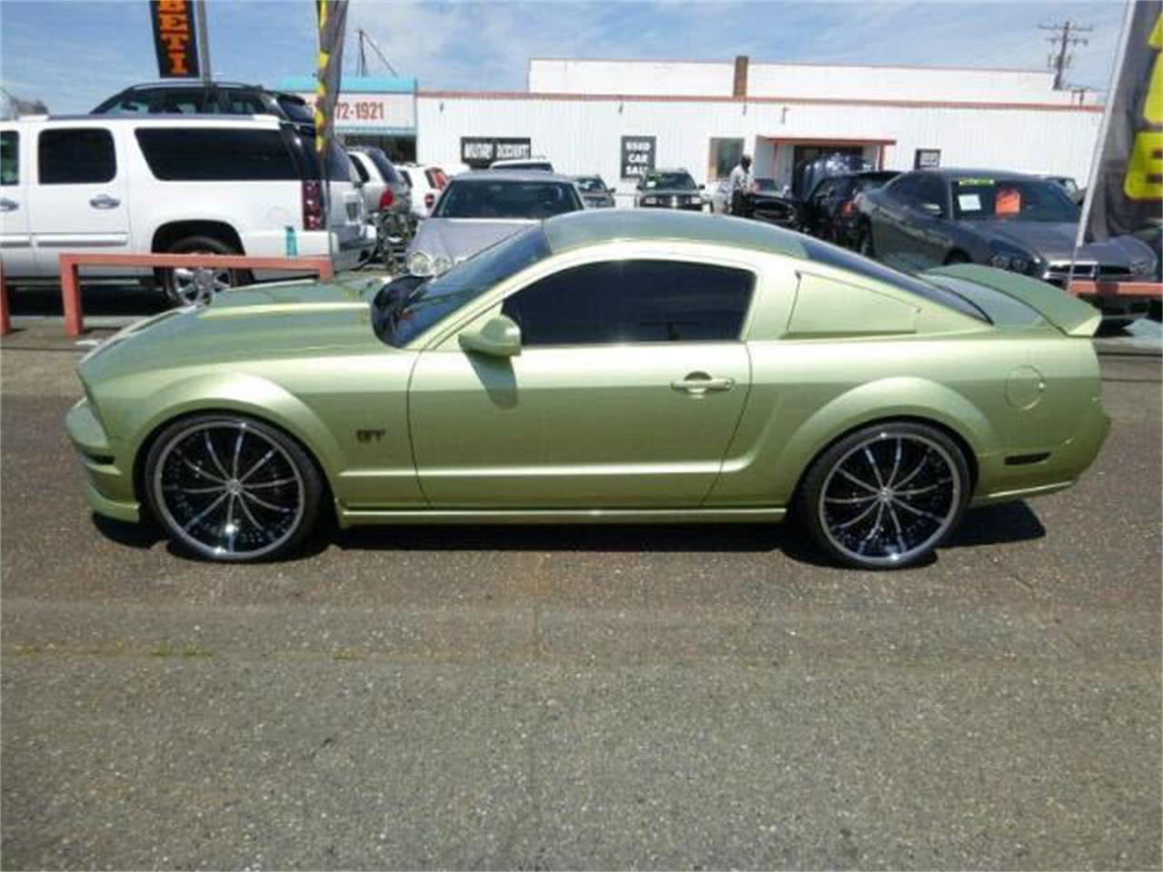 2006 Ford Mustang (CC-1184574) for sale in Tacoma, Washington