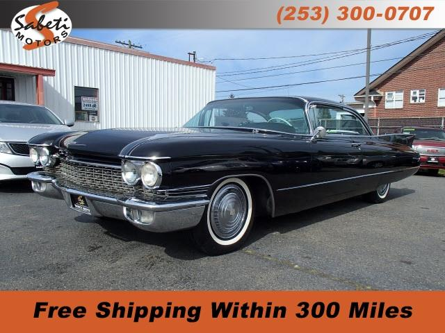 1960 Cadillac Coupe DeVille (CC-1184575) for sale in Tacoma, Washington
