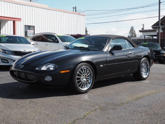 2001 Jaguar XK (CC-1184579) for sale in Tacoma, Washington