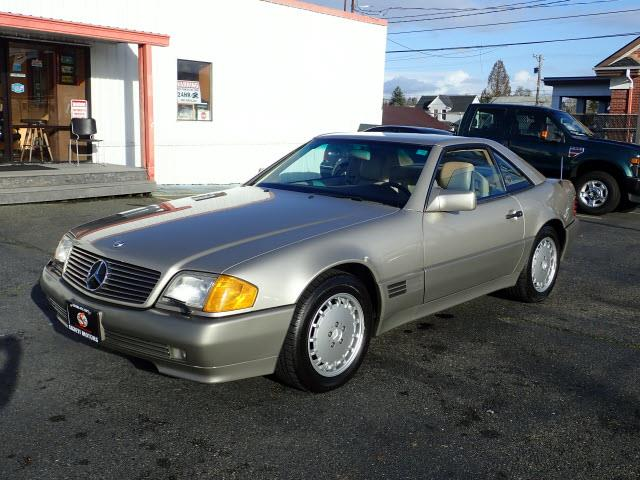 1992 Mercedes-Benz 500 (CC-1184626) for sale in Tacoma, Washington