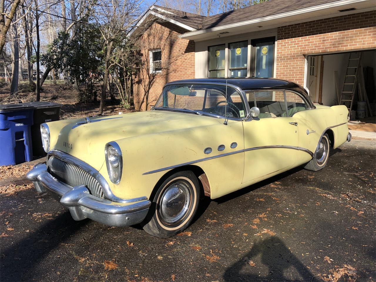1954 Buick Century Regal (CC-1184647) for sale in Winston Salem, North Carolina