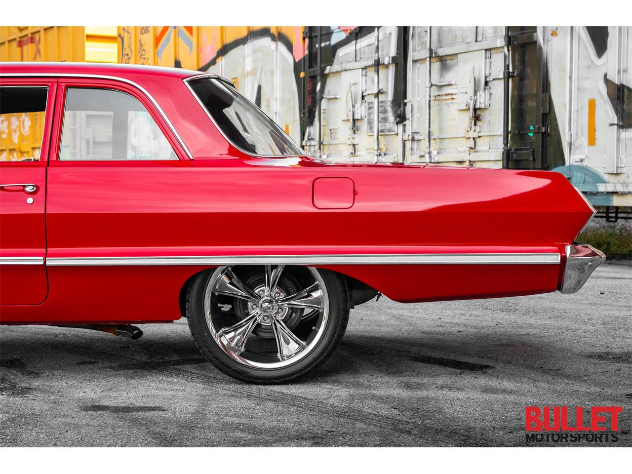 1963 Chevrolet Bel Air (CC-1184711) for sale in Fort Lauderdale, Florida