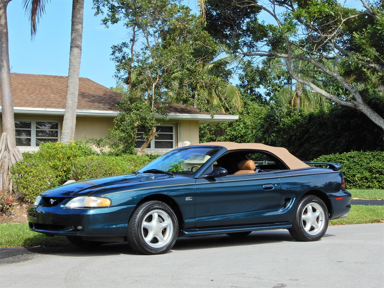 1994 Ford Mustang GT for Sale | ClassicCars.com | CC-1184720