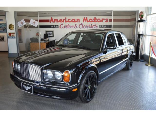 1999 Bentley Arnage (CC-1184879) for sale in San Jose, California