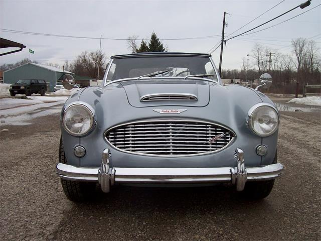 1960 Austin-Healey 3000 Mark I (CC-1184991) for sale in medina, Ohio