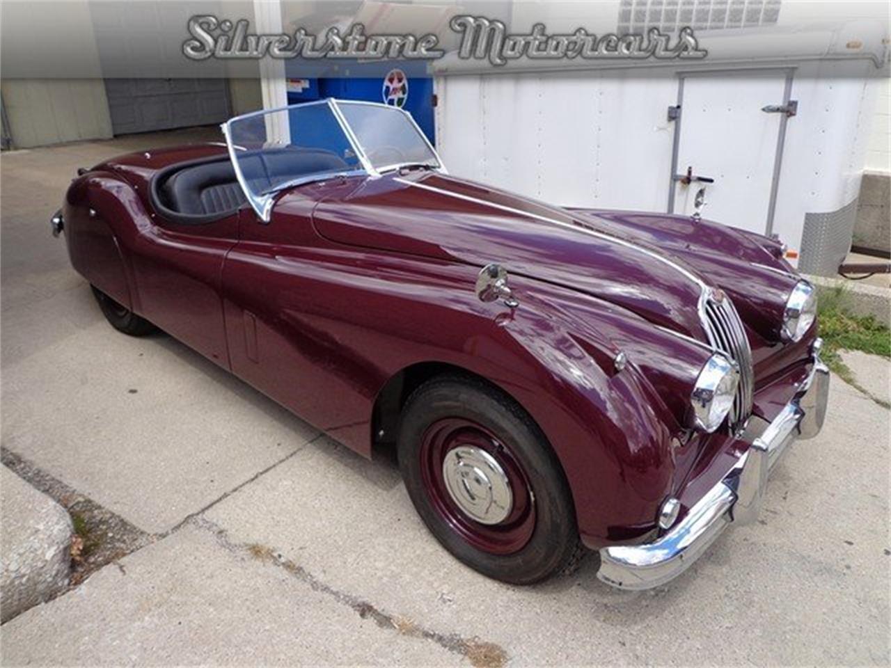1955 Jaguar XK140 (CC-1180005) for sale in North Andover, Massachusetts