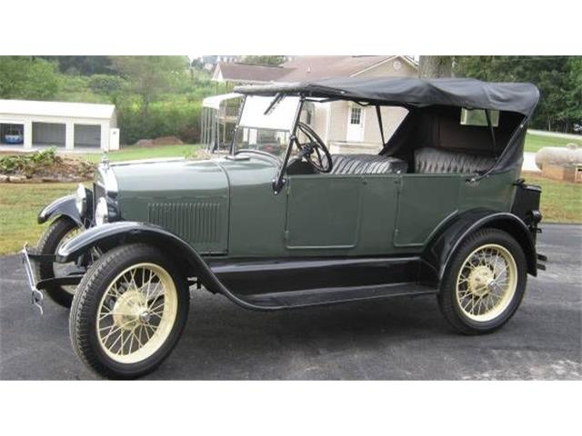 1927 Ford Model T (CC-1185082) for sale in Cadillac, Michigan