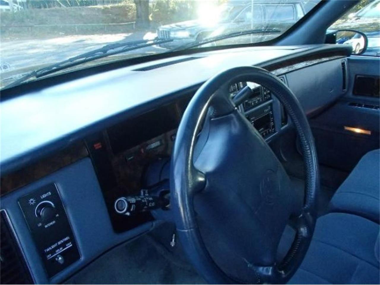 1996 Cadillac Fleetwood (CC-1185091) for sale in Cadillac, Michigan