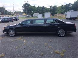 2002 Cadillac DeVille (CC-1185096) for sale in Cadillac, Michigan