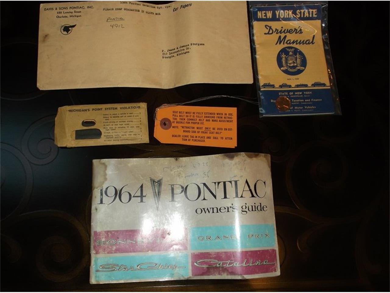 1964 Pontiac Catalina for Sale | ClassicCars com | CC-1180510