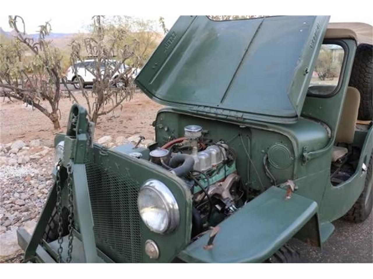 1953 Willys Jeep (CC-1185101) for sale in Cadillac, Michigan