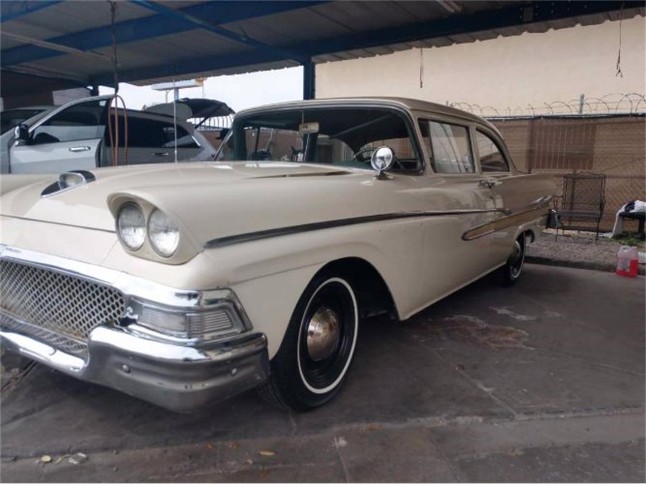 1958 Ford Custom (CC-1185108) for sale in Cadillac, Michigan