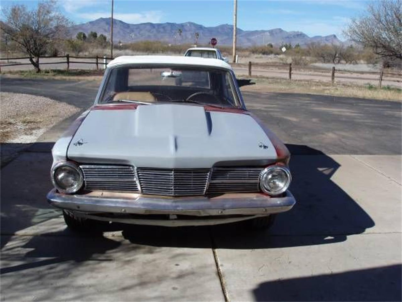 1965 Plymouth Valiant (CC-1185111) for sale in Cadillac, Michigan