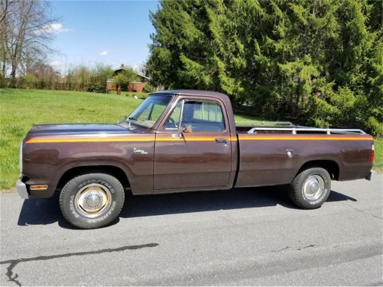 1979 Dodge D100 (CC-1185112) for sale in Cadillac, Michigan