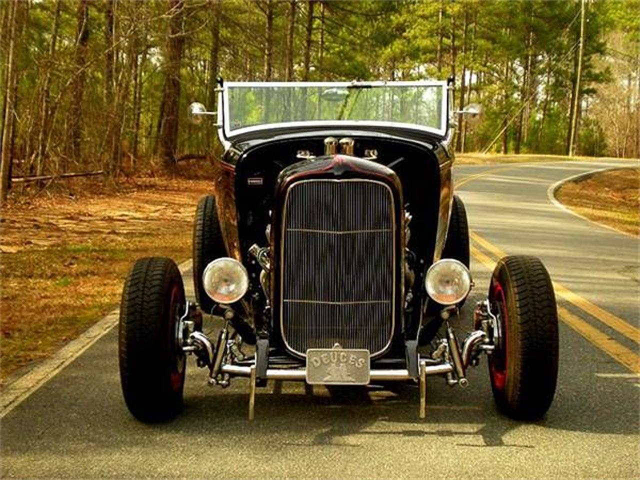 1932 Ford Roadster (CC-1185115) for sale in Cadillac, Michigan